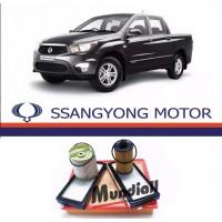 Kit Filtro Ssangyong Actyon New Nova Apos 2012